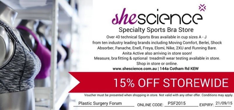 She Science Voucher Code