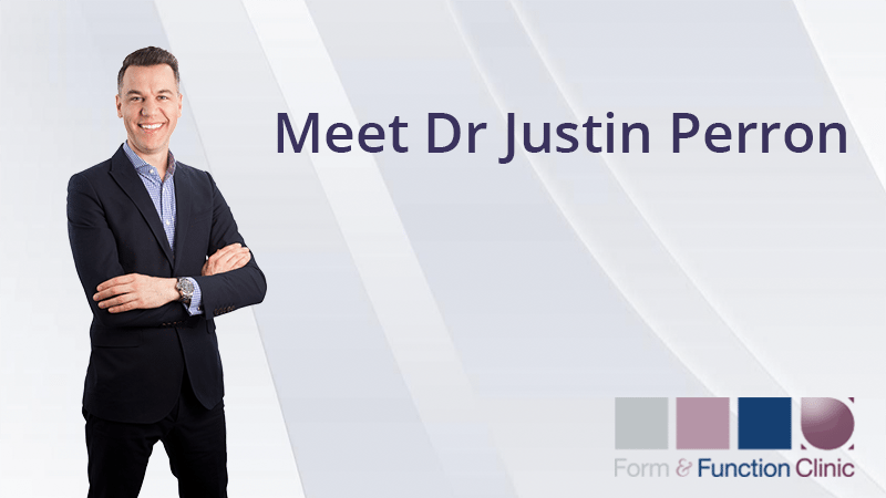 Get to know your surgeon: Meet Dr Justin Perron
