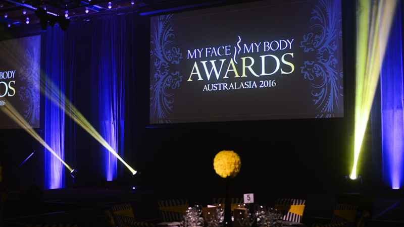 A night of surprises and surprise winners!!! MyFaceMyBody Awards 2016